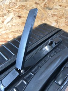 ハンドル スーツケース修理