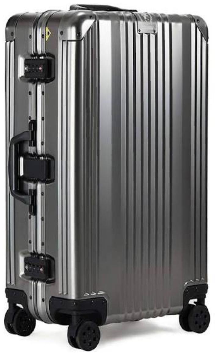 レジェンドウォーカー修理 スーツケース修理