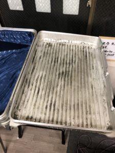 スーツケース修理 リモワ 内装修理
