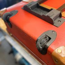 グローブトロッター修理