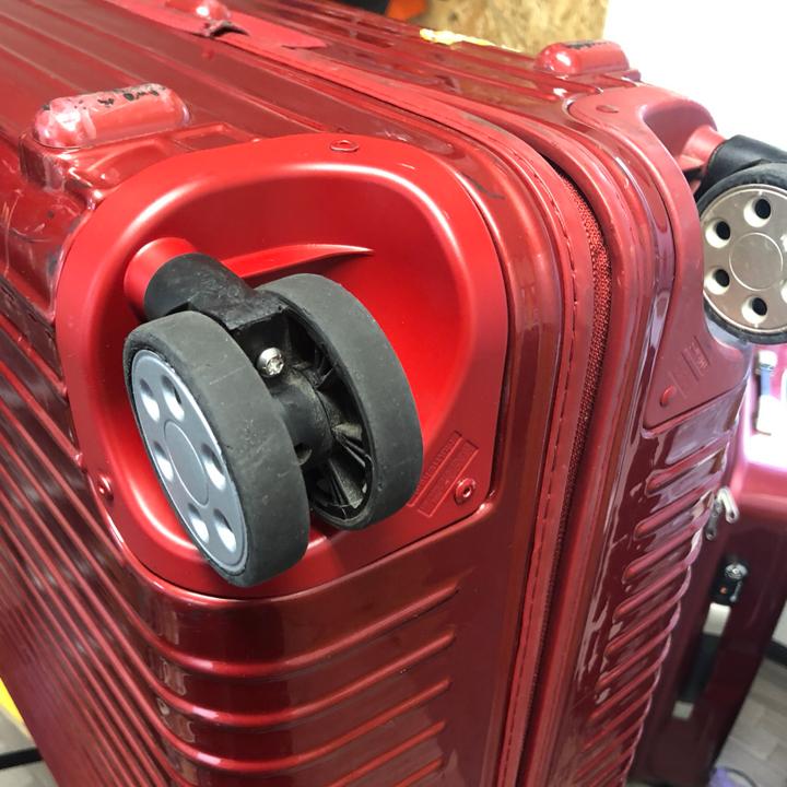 RIMOWA スーツケース修理箇所