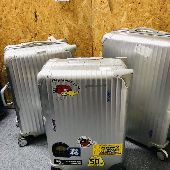 リモワ スーツケース 修理