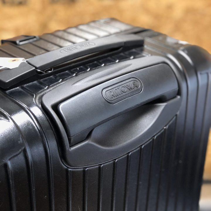 スーツケース取っ手修理