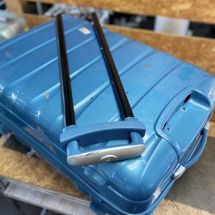スーツケース 修理