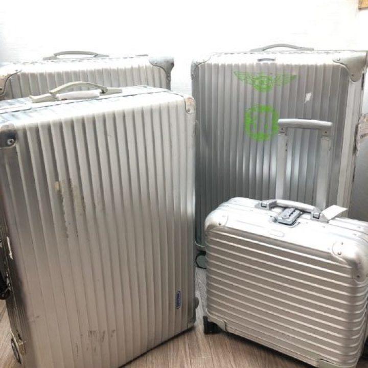 スーツケース修理 リモワ