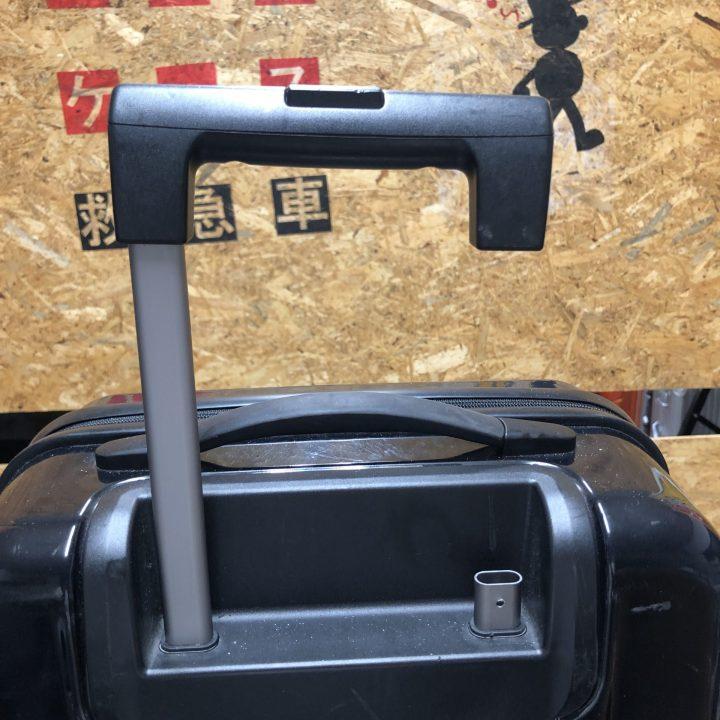ハンドル修理